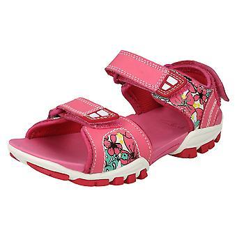 Meisjes Clarks sandalen van Water-vriendelijke Zalmo woord