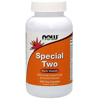 Now Foods Special Two 240 Veggie Capsules (Sport , Athlete's health , Multivitamins)