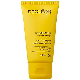 Decléor Paris Aromaessence Cream For Hands And Nails 50 ml