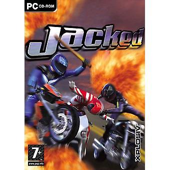 Jacked (PC CD) - Factory Sealed