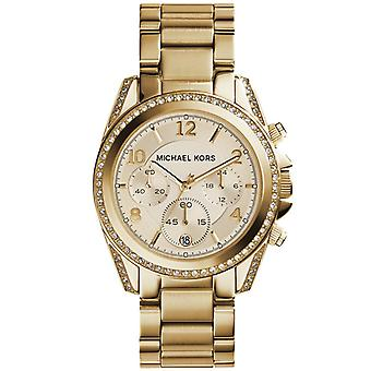 Michael Kors Damen Blair Chronograph Watch MK5166