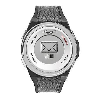 Kenneth Cole New York Unisex Watch Smartwatch silicone 10023867