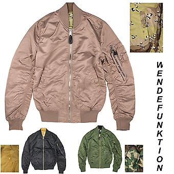 Alpha industries ladies jacket MA-1 VF LW reversible Wmn