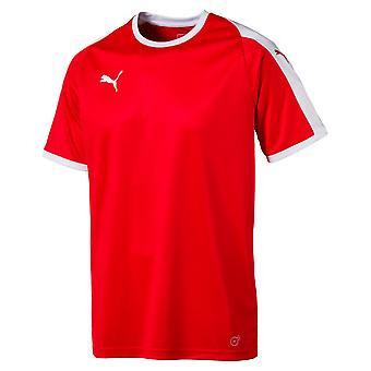 PUMA League trøje korte ærmer