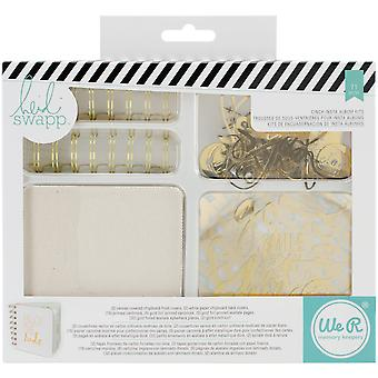 Heidi Swapp Cinch Insta Album Kit-Makes 2