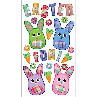 Sticko Stickers-Fabric Easter