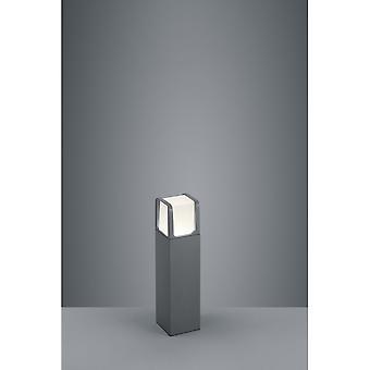Trio Beleuchtung Ebro Modern anthrazit Aluminium Druckguss Pole