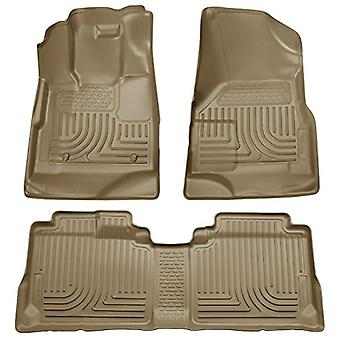 Husky Liners Front & 2nd Seat Floor Liners Fits 09-12 Escape, 09-11 Tribute