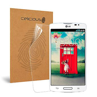Celicious Impact Anti-Shock Shatterproof Screen Protector Film Compatible with LG L80