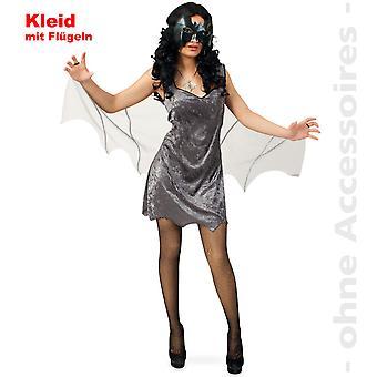 Costume de chauve-souris costume vampire femmes Halloween femmes