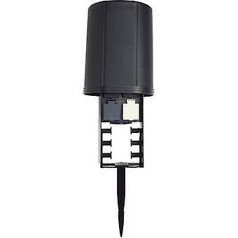 Oase 36310 Weatherproof socket strip 4x Black