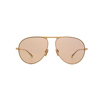 Gucci Urban Pilot Sunglasses In Pink