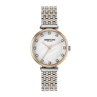 Kenneth Cole New York women's wrist watch analog quartz stainless steel KC50256003