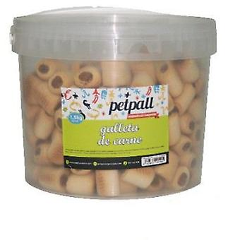 Yagu Meat Cube Cookie Petpall 1'5Kg. (Dogs , Treats , Biscuits)