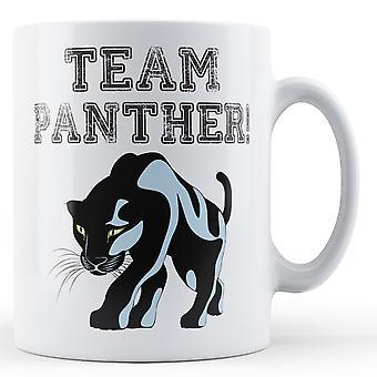 Team Panther - Printed Mug