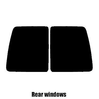 Pre gesneden venster tint - Citroen Dispatch Van - 1994 tot en met 2006 - achterzijde windows