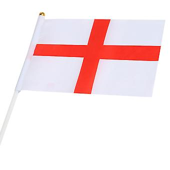 ST GEORGE CROSS HAND FLAGGE