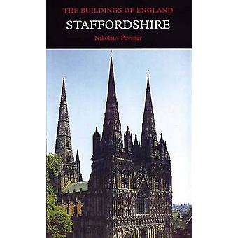 Staffordshire (nieuwe editie) door Nikolaus Pevsner - 9780300096460 boek