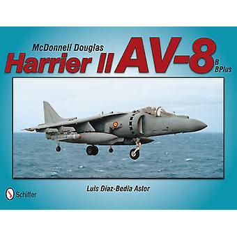 McDonnell Douglas Harrier II AV-8B - Bplus by Luis Diaz-Bedia Astor -