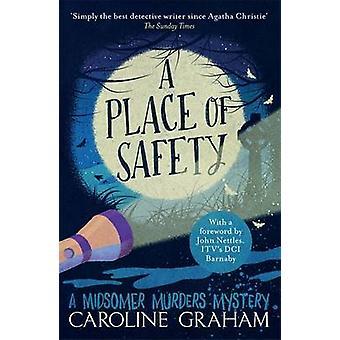 A Place of Safety - een Midsomer Murders Mystery 6 door Caroline Graham-