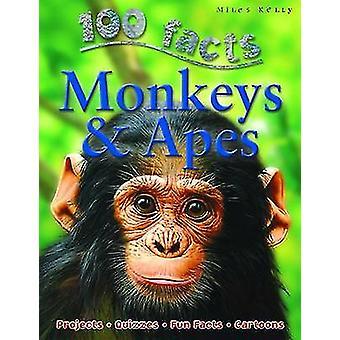 Apen en mensapen door Camilla De la Bedoyere - 9781848102347 boek