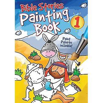 Geschichten aus der Bibel malen Buch 1 von Juliet David - Simon Abbott - 978185