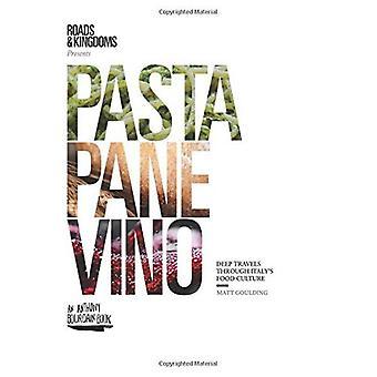 Pasta, deelvenster, Vino