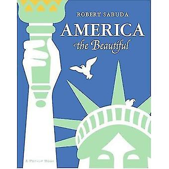 Amerika de prachtige (klassieke Collectible Pop-Up)