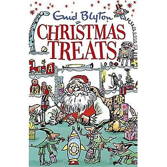 Christmas Treats: Contains 29 classic Blyton tales - Bumper Short Story Collections