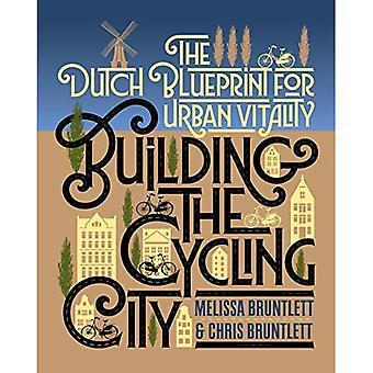 Construction de la ville de cyclisme