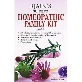 B. Guida di Jain di famiglia omeopatica Kit