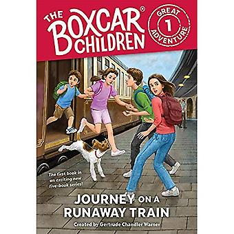 Journey on a Runaway Train� (Boxcar Children Great Adventure)