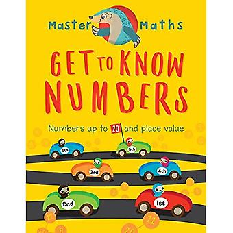 Master Maths Book 1: Get to Know Numbers: Numbers up to 100 and place value� (Master Maths)