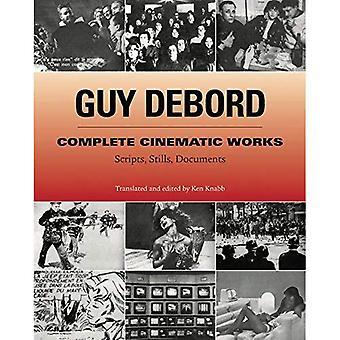 Complete Cinematic Works: Scripts, Stills, Documents