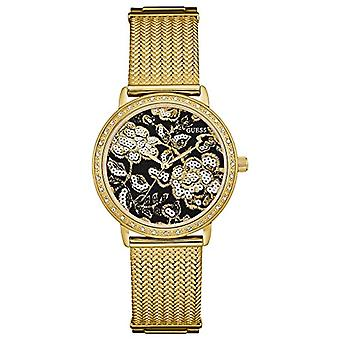 Guess Classic women's Quartz analogue watch with stainless steel band W0822L2