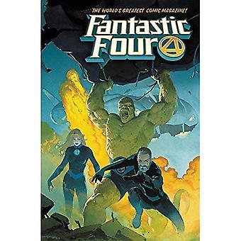 Fantastyczna czwórka przez Dan Slott Vol. 1: Fourever