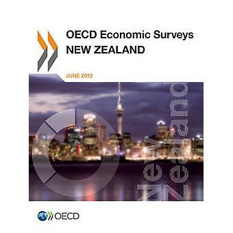 OECD Economic Surveys New Zealand 2013 by Oecd