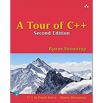 A Tour of C++ by A Tour of C++ - 9780134997834 Book