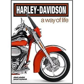 Harley-Davidson. A Way of Life. Red. Format(Chinese Edition) by Salad
