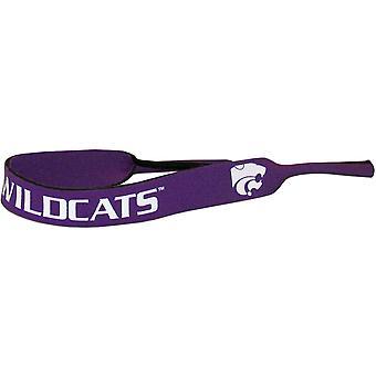 Kansas State Wildcats NCAA Neoprene Strap For Sunglasses/Eye Glasses