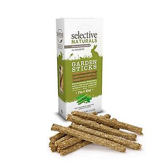 Selective Naturals Garden Sticks For Rabbits (4 Packs)