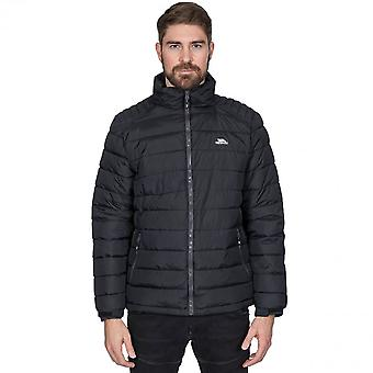 Trespass Herren Darrell Gepolstert Warm adjustable Casual Jacke