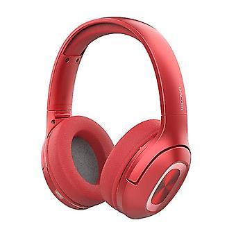 Dacom hf002 wireless headphone - red