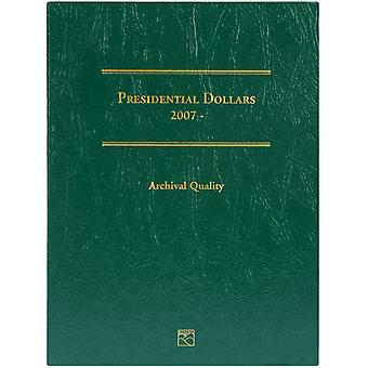 Presidential Dollar Folder 2007 2016 Lcf35