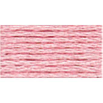 Dmc Pearl Cotton Skeins Size 3  16.4 Yards Light Salmon 115 3 761