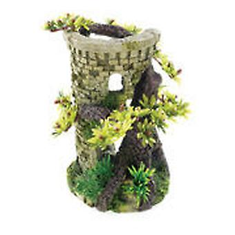 Classic For Pets Tower & Bonsai T&OS  2pcs (Fish , Decoration , Ornaments)