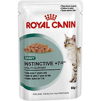 Royal Canin Feline Instinctive +7 Jelly (Cats , Cat Food , Wet Food)