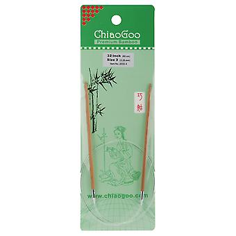 Bamboo Circular Knitting Needles 32