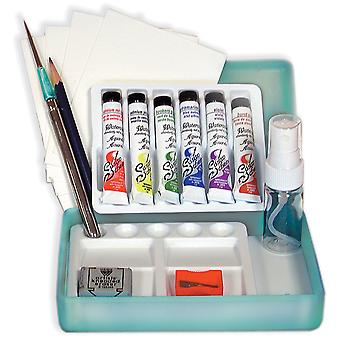 Susan Scheewe Travel Watercolor Set- S8505