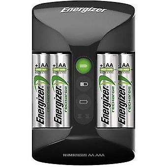 Charger for cylindrical cells NiMH incl. rechargeables Energizer Pro Charger AAA , AA
